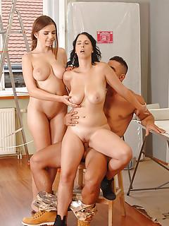 Free Threesome Pics